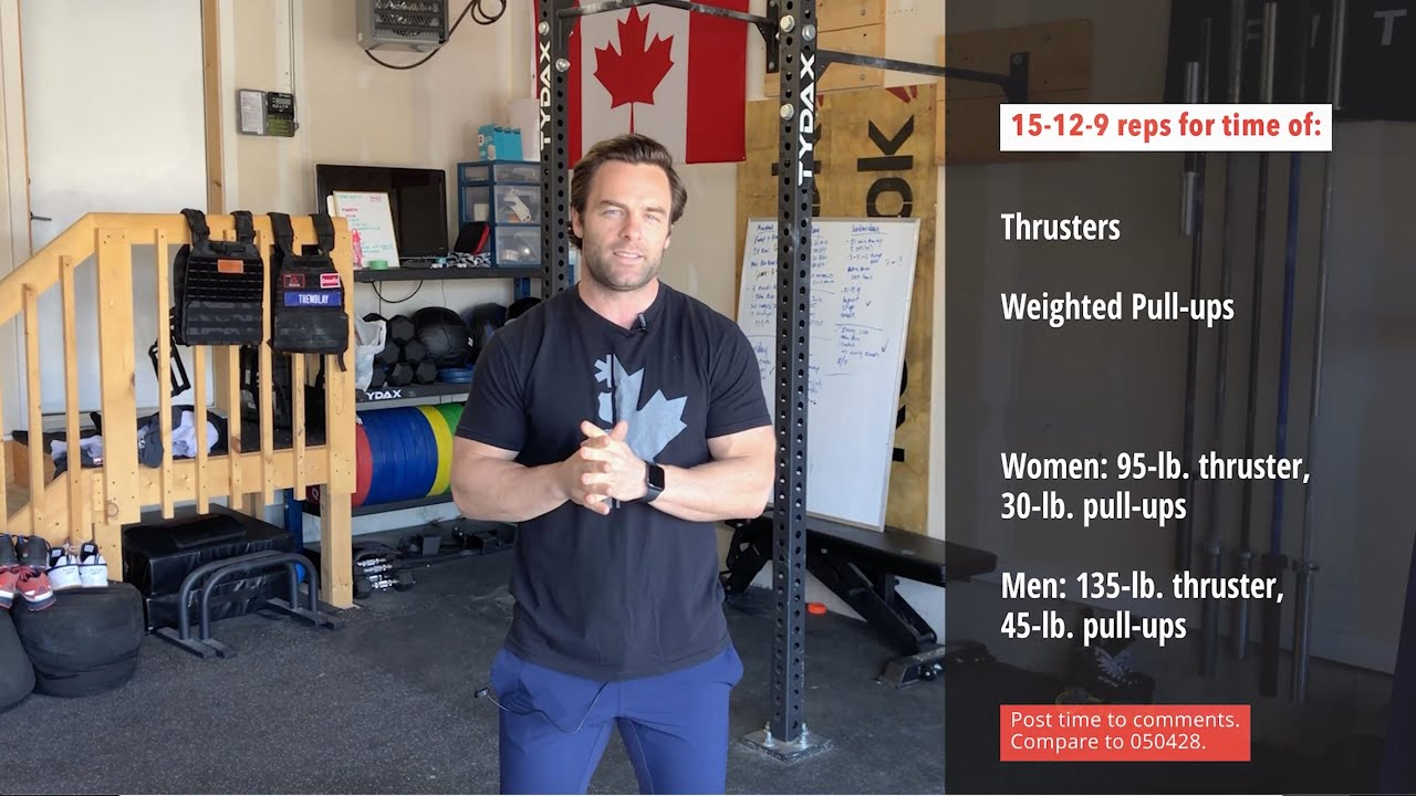 Workout Tips for 210512