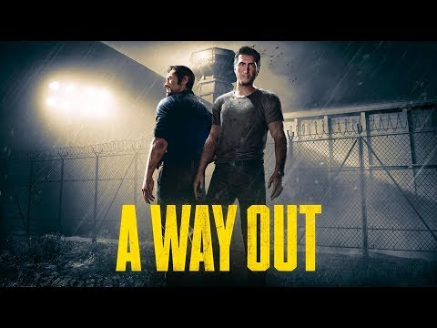 WE'RE GOING TO PRISON... AGAIN!! (A Way Out)