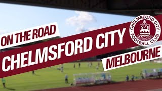 One of Smiv's most viewed videos: On The Road - CHELMSFORD CITY @ MELBOURNE