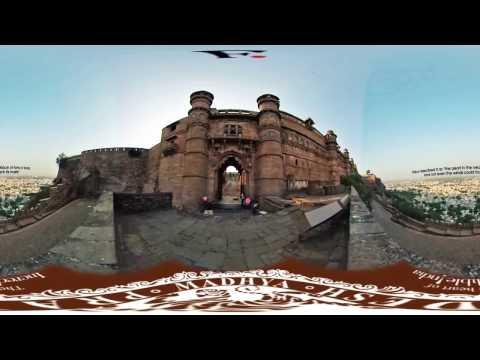 Gwalior: A 360° Walkthrough Of The Historic Wonder