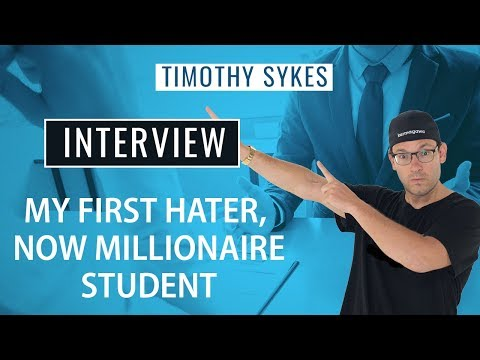 Interview With My First Hater, Now Millionaire Student