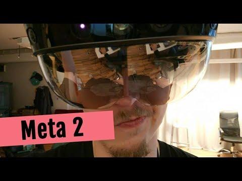 Meta 2 AR-Brille im Test