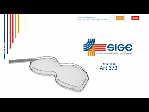 SIGE SPA - Art 373 NUVOLA Installation video