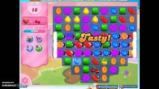Candy Crush Level 551 Audio Talkthrough, 3 Stars 0 Boosters