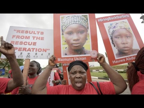Nigeria abducted girls: First schoolgirl found two years after mass kidnap
