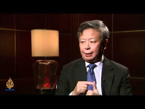 Talk to Al Jazeera - Jin Liqun