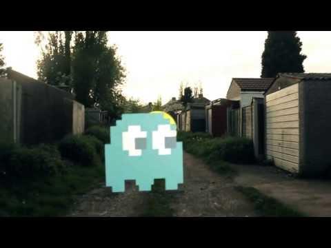 Pac Man Vs Blue Ghost
