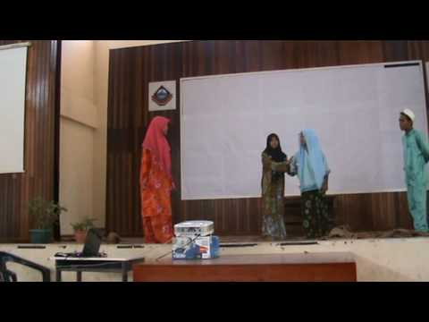 Drama Pelajar Travel Video