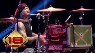 Superman Is Dead (SID) - Kuta Rock City  (Live Konser Yogyakarta 6 September 2014)