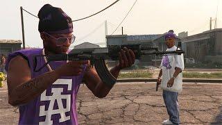GTA 5 VITA DA GANGSTER : GANG WARS - SI CONQUISTA CON L'INSURGENT