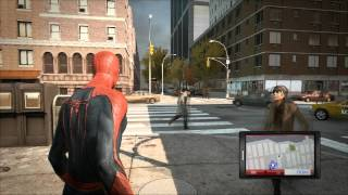 The Amazing Spiderman Glitches and Silly Stuff #1