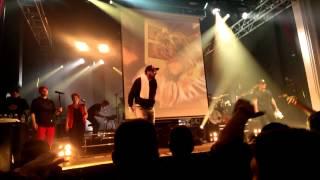 Sido ft. Helge Schneider: Arbeit *live in Erfurt*
