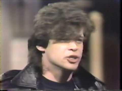John Mellencamp 1986 MTV Sunday Special