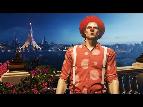 Hitman: No More Clownin' Around