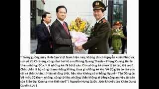 Tài sản của Trần Đại Quang như thế nào ?