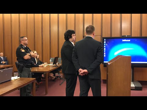 Jeffrey Scullin pleads in Strongsville murder