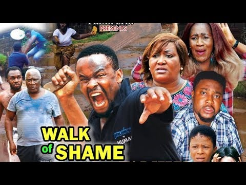 Download Walk Of Shame 3&4 -  Zubby Micheal 2018 Latest Nigerian Nollywood Movie ll African Nollywood Movie