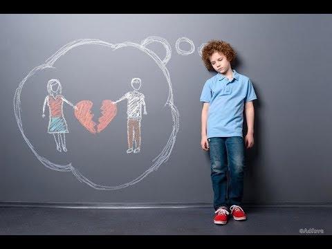 4 шага, которые могут помочь ребенку справиться с разводом родителей