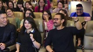 Aamir Khan at 37th Hong Kong Film Awards 香港金像獎 2018