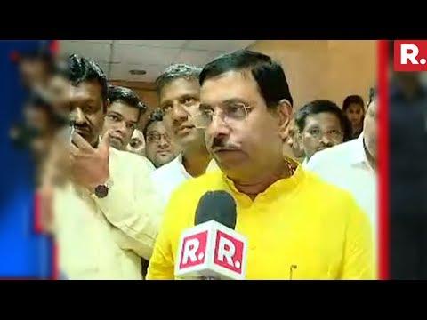 Pralhad Joshi Speaks To Republic TV Exclusive | #CMYeddyurappa