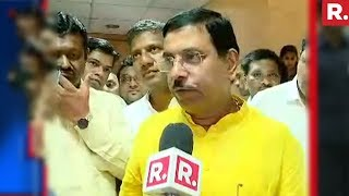 Pralhad Joshi Speaks To Republic TV Exclusive | #CMYeddyurappa