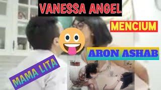 Di Belakan Layar Pembuatan Klip MAMA LITA | Vanessa Angel Mencium Aron Ashab