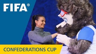 FIFA Confederations Cup Russia 2017 - Official Draw - Behind the scenes