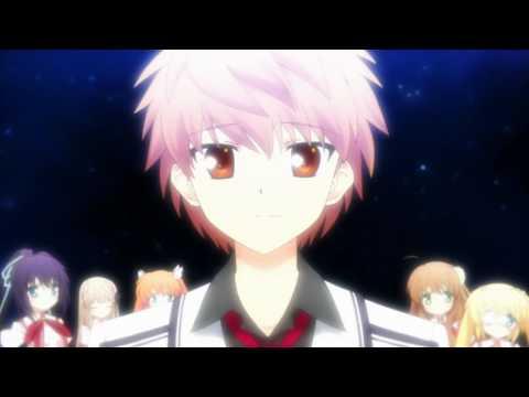 Rewrite Moon & Terra Final Kiss Scene