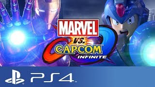 How To Download Marvel vs Capcom : Infinite For PS4