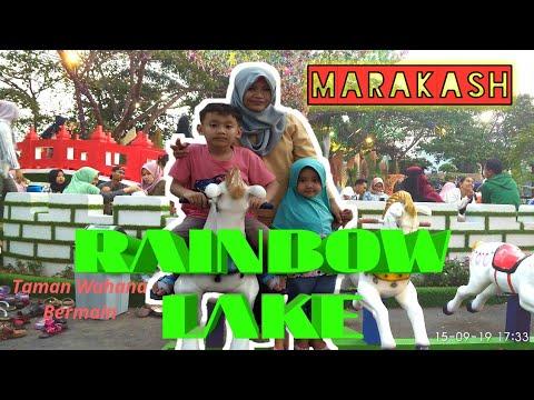 RAINBOW LAKE MARRAKASH BEKASI - YouTube