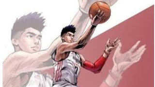 Gambar cover SLamDUnk  Best moments and skill of Akira Sendoh Ryonan!!