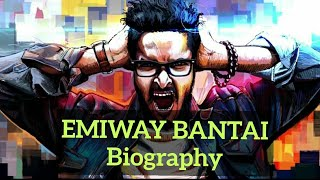Rapper Emiway Bantai Biography   Lifestyle, Personal Life, Family, Girlfriend, Net Worth, Career  