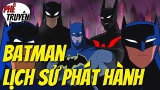 LỊCH SỬ PHÁT HÀNH CỦA BATMAN | DC COMICS | DARK NIGHTS METAL