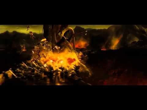 Emily BrowningSweet Dreams Sucker Punch Dragon scene HD