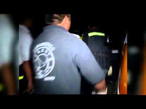 Bat Bus 12 >> Raw 12 Killed In Eastern Mexico Bus Crash