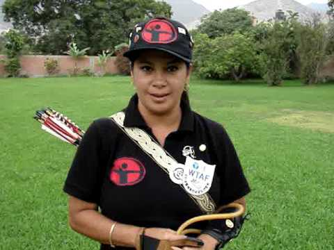 SUELTA CON LIGA - PERU TRADITIONAL ARCHERY ACADEMY