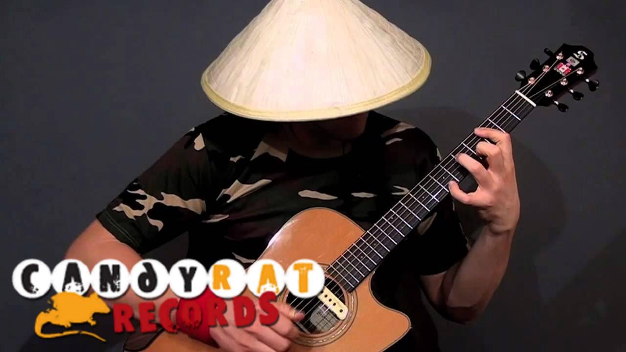 Ewan Dobson   Level 40   Solo Guitar