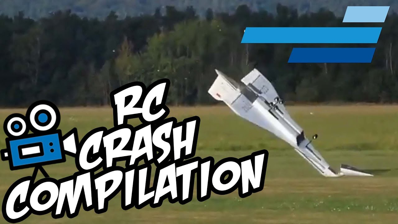 RC Crash Compilation - Motion RC