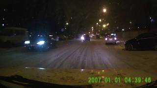 Смотреть видео ДТП Москва 20.01.18 онлайн