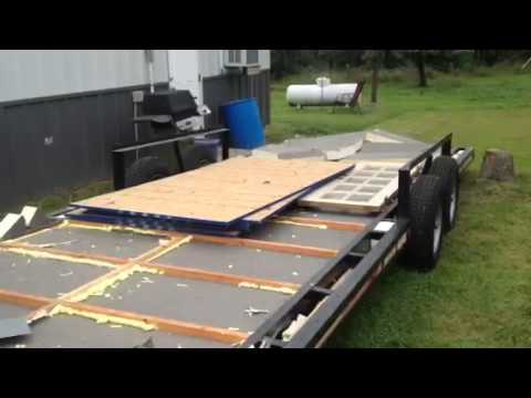 Tiny House Trailer For Sale