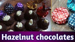 Hazelnut chocolate/ how to mak…