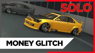 GTA 5 *SOLO* MONEY GLITCH - UNLIMITED MONEY - CAR DUPLICATION