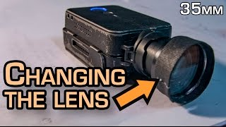 Lens Change Guide for Airsoft Zoom Shots - RunCam 2
