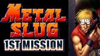 Longplay Metal Slug 1st Mission (Neo Geo Pocket) - Jogo Completo