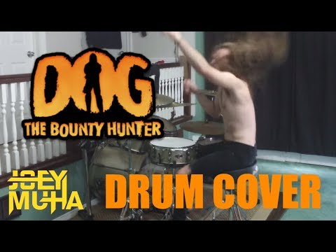 Dog The Bounty Hunter Theme Drumming - JOEY MUHA