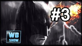 Batman: The Dark Knight Rises Gameplay Walkthrough Part 3 - Chapter 1 [END]