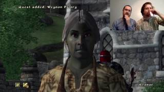 LaFave Bros Oblivion Best Voice Acting and Moments Compilation Part 1