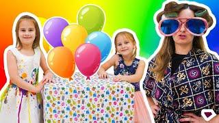 Алина и Няня испортили сюрприз на День Рождения Юляшки