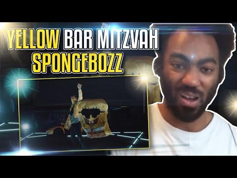 SpongeBOZZ - Yellow Bar Mitzvah (Prod. by Digital Drama) (CANADIAN REACTION)