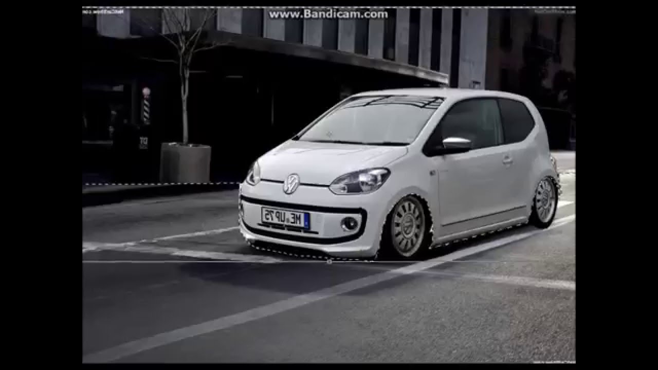 photoshop tuning vw up viirtual tuning youtube. Black Bedroom Furniture Sets. Home Design Ideas